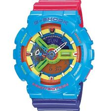 Brand New Casio G-Shock Hyper Colour Limited Edition GA-110F-2 MAN BOX Watch