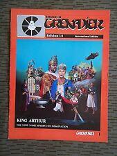Vintage 'British GRENADIER' International Edition #14 Catalog-RPG Miniatures-NM