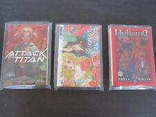 100 x Comic Hüllen für Manga Taschenbücher  Format  14,8 x 20,2 cm