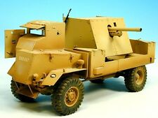 1/35th Accurate Armour WWII British DEACON 6Pr. Portee