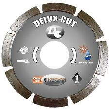 Diamond Products Core Cut 21072 4-1/2-Inch by 0.250 Delux Cut Tuck Point Blade