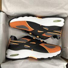 Puma Cell Speed TR Trainer Black Orange Runner Mens Sneakers