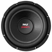 "Pyle PLPW15D 15"" Inch 2000w Car Audio Subwoofer Driver Sub Bass Speaker Woofer"