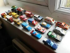 Majorette job lot x20 1970s-1990s vintage toy cars, vans, monster trucks, Toyota