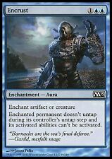 Encrust EX/NM x4 M13 Core Set MTG Magic Cards Blue Common