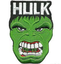 Incredible Green HULK Marvel Avenger Comic Cartoon Embroided Iron on Patch