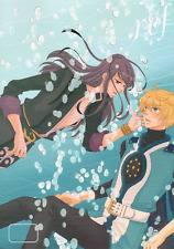 Tales of Vesperia doujinshi Flynn x Yuri refloat matsurica