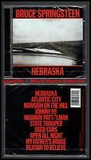 "BRUCE SPRINGSTEEN ""Nebraska"" (CD) 1982 NEUF"