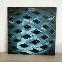 "The Who - Tommy 2x12"" Vinyl LP Album Track Record Pinball Wizard 1969 Rock Opera"
