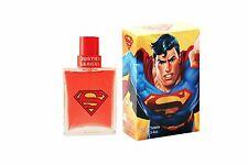 Superman Cologne for Boys by Marmol & Son 3.4oz/100ml Eau De Toilette Spray NIB