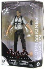 "BATMAN: Arkham Knight - Commissioner Gordon 7"" Action Figure (DC Comics) #NEW"