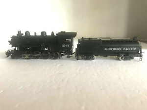 H0 SCALE BRASS EITHER BALBOA SOUTHERN PACIFIC 2-8-0 #2763