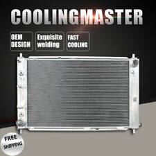 3 Row Aluminum Radiator For Ford Mustang CobraEquipado GT Mach V8 4.6L 97-04 AT