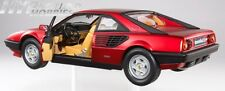 HOT WHEELS 1:18 ELITE 60TH ANNIVERSARY FERRARI MONDIAL 8 DIE-CAST RED L2984