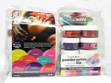 Cuccio Nail Dipping Powder - HEAT WAVE Collection - All 8 Colors x 0.5oz