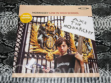 Morrissey Low in High School Sealed Spanish Orange Coloured Vinyl LP Smiths