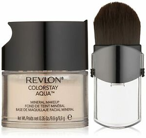 Revlon Colorstay Aqua Mineral Makeup ~ Choose Your Shade