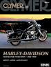 Clymer Service Repair Manual for 84-98 Harley Davidson Flht Flt Fxr Evo