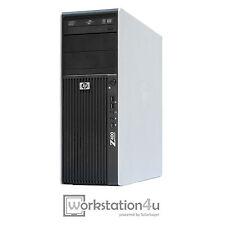 HP Z400 Workstation PC Intel Xeon W3550, 12GB RAM, 120GB SSD, Quadro 600, Win10