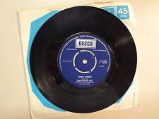 "CHRISTOPHER COLT: Virgin Sunrise-Girl In The Mirror-U.K. 7"" 68 Decca Co. F 12726"