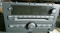Saab 9 3 Genuine Cd Player Stereo Head Unit 12784117