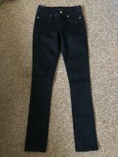 JOULES Monaco White Linen Trousers  Sz 10 12 14  RP£59.95 FreeUKP/&P