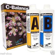 Two Little Fishies C-Balance TWO 16 oz bottles Balanced Ionic Calcium