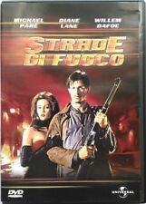 Dvd Strade di fuoco di Walter Hill 1984 Usato
