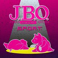 J.B.O. - S.P.O.R.T.-EP (ZENSIERTE VERSION)  CD NEW!