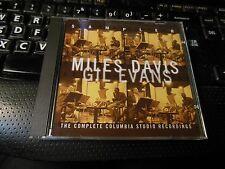 Miles Davis Gil Evans Complete Columbia Studio Recordings Sampler CD RARE OOP