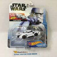 Stormtrooper w/ Action Blaster * 2019 Hot Wheels Character Cars STAR WARS * HE7
