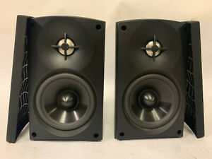 Martin Logan MLT-2 Home Theater System Front Left & Right Stereo Speaker Set