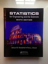 Statistics for Engineering and the Sciences, Sixth Edition by Mendenhall/Sincich
