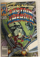 Marvel Comics Operation Galactic Storm Part 8 Captain America  April 399