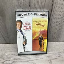 Patch Adams / What Dreams May Come [Double Feature]. Brand New