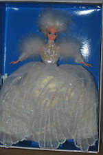 SNOW PRINCESS BARBIE DOLL (BLONDE), ENCHANTED SEASONS COLLECTION, 11875, 1994