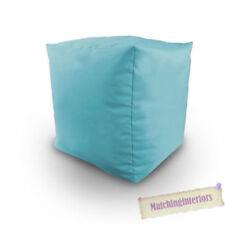 Poires et sièges gonflables bleus pour la chambre