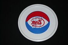 Circa 1969 New York Nets Aluminum Tray Plate-EX-Scarce