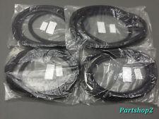 Honda ACCORD 90 91 92 93 CB  SEDAN 4 Door weatherstrip seal Complate set 4 pcs