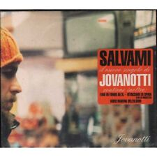 Jovanotti CD Save me / Mercury ‎588 932-2 Sealed 0731458893226