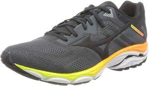 Mizuno Running Shoes Wave Inspire 16 Mens Grey