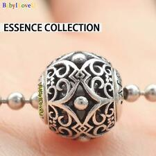 925 Sterling Silver Essence Collection Afection Symbolic Charm Bead Fit Bracelet