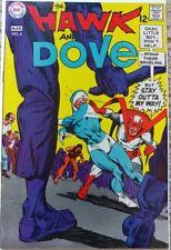 HAWK AND THE DOVE #4 VF+ 8.5 DC 3/1969