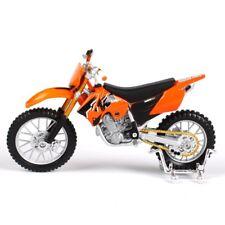 Ktm 525 Sx Diecast Motobike 1:18 Scale by Maisto