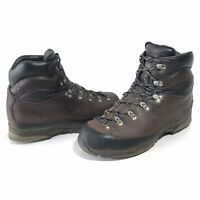 Scarpa SL Active Backpacking Mens Size 10 Boots Mountaineering Full Shank Hiking