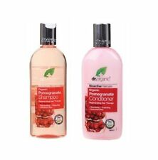 Dr Organic Pomegranate Shampoo and Conditioner Combo 2x 265ml