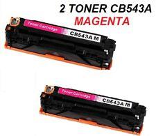 Toner HP compatibile 125a Magenta Cb543a 1 4k