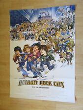 Filmplakat - Detroit Rock City ( Kiss , Gene Simmons )