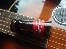 Budweiser Beer Bottleneck Guitar Slide /  Delta Blues /  Dobro