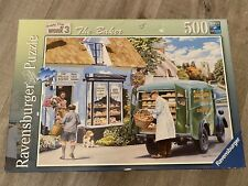 RAVENSBURGER 500 PIECE JIGSAW PUZZLES 🧩 ~ THE BAKER ~ COMPLETE
